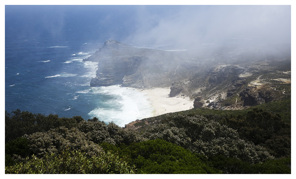 Cape of Good Hope, the very end of Africa !